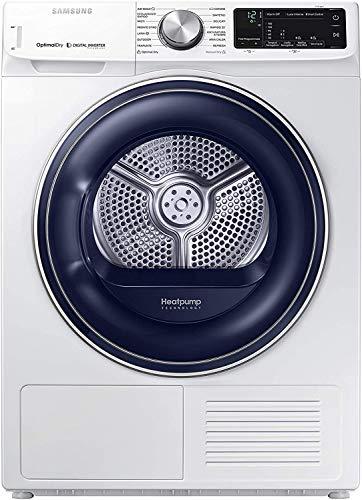 Samsung DV90N62632W/ET Asciugatrice, 9 Kg, Bianco