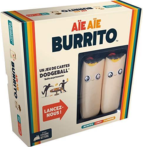 Asmodee Aïe Burrito, EKTTB01FR