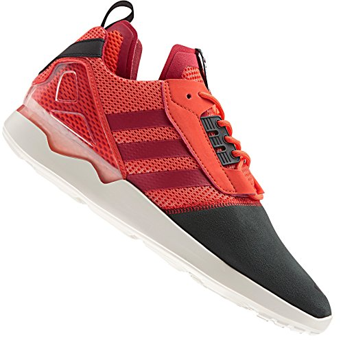 adidas - Shoes - ZX 8000 Boost Schuh - Rot - 40