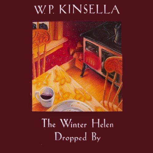 The Winter Helen Dropped By audiobook cover art