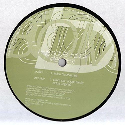 Pink Bomb - Indica (Remixes) - Quad Communications