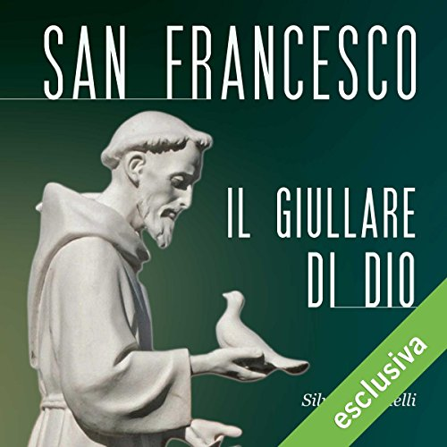 San Francesco audiobook cover art