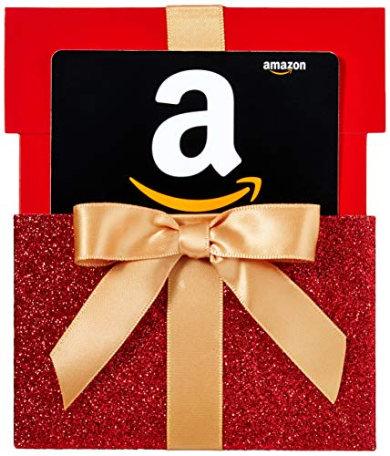 Amazon.ca Gift Card for Any Amount in Red Reveal