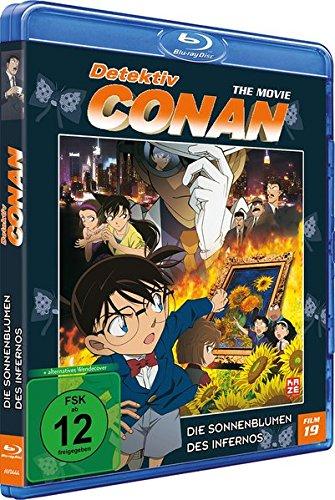 Detektiv Conan: Die Sonnenblumen des Infernos - 19.Film - [Blu-ray]