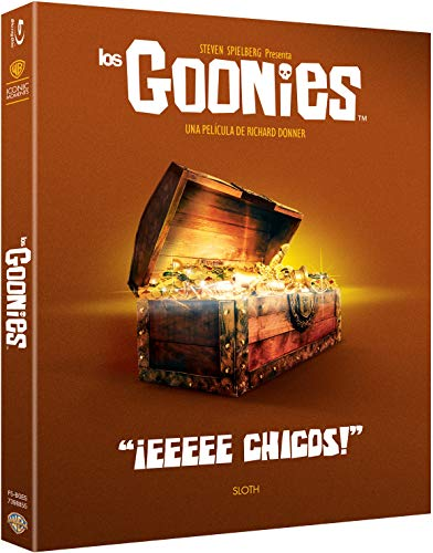 Los Goonies Blu-Ray- Iconic [Blu-ray]