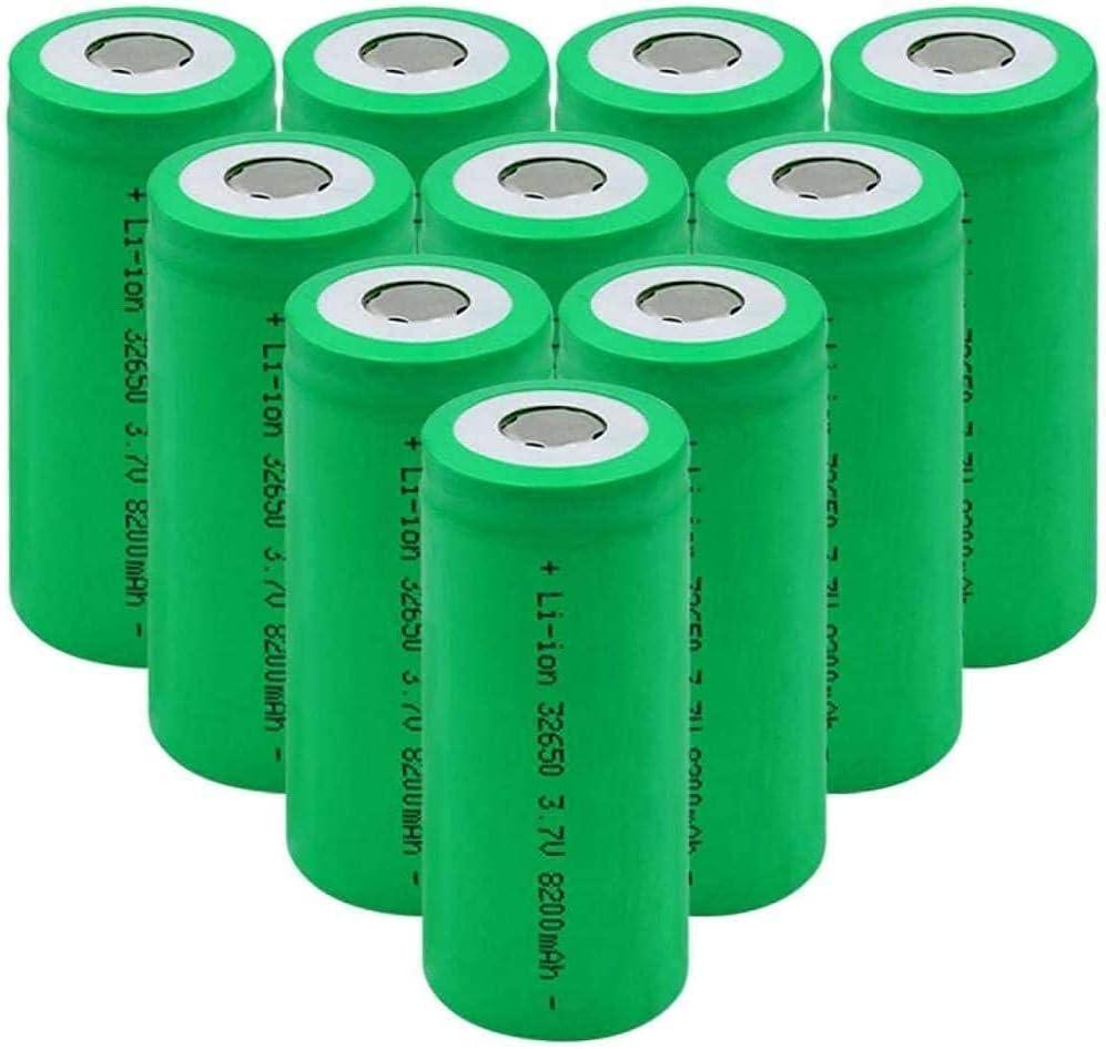 Li-Ion Battery 3.7V 8200Mah 32650 Disch Batteries Direct stock discount 3C Lithium-Ion Elegant