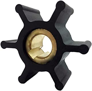 Full Power Plus Inboard Impeller Replacement for Yanmar 124223-42092 2GM20F Key Drive