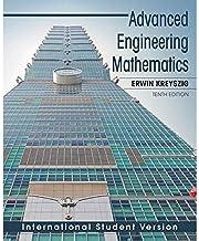 Advanced Engineering Mathematics Tenth Edition by Erwin Kreyszig - Paperback