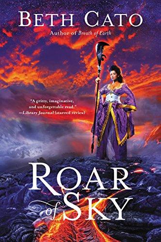 Roar of Sky (Blood of Earth Book 3)