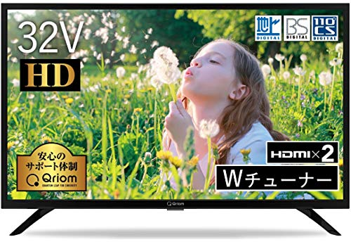Yamazen QRT-32W2K 32V HD LCD TV (Back-program Recording, External HDD Recording)