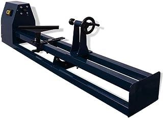 vidaXL Torno para Madera 1000 mm 400 W con Distancia entre Ejes de 1000 mm