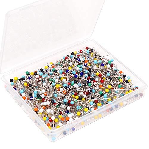 38mm de long pour T-pins crafts /& floral fournitures x 250 pins