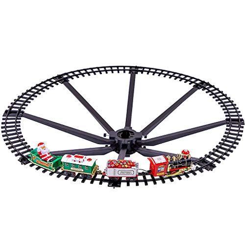 Juguete De Navidad Coche De Ferrocarril Eléctrico, Decoración De árbol De Navidad,...