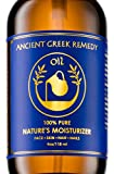 100% Organic Blend of Olive, Lavender, Almond and Grapeseed oils with Vitamin E. Daily Moisturizer