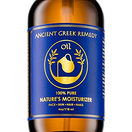 Beauty Shopping Organic Blend of Olive, Lavender, Almond and Grapeseed oils with Vitamin E. Day and