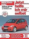 Mercedes-Benz A-Klasse (W 169): Ab Modelljahr 2004