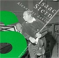 Isaac Stern, violon Concert ? la Salle Gaveau ? Paris (2004-05-28)