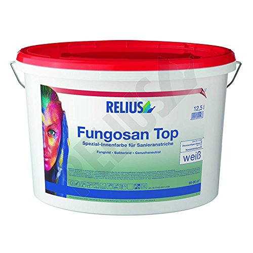 Relius Fungosan Top, weiß, 12,5 Ltr.