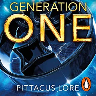 Generation One     Lorien Legacies Reborn              By:                                                                                                                                 Pittacus Lore                               Narrated by:                                                                                                                                 P.J. Lochlan                      Length: 11 hrs and 2 mins     Not rated yet     Overall 0.0