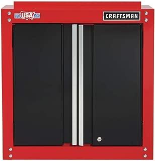 CRAFTSMAN Garage Storage, 28-Inch Wide Wall Cabinet (CMST98082RB)