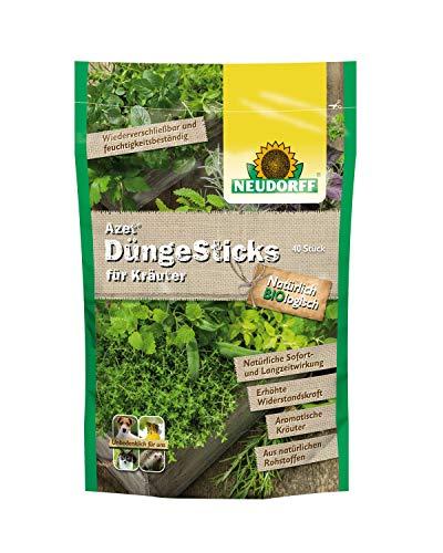 Neudorff 00569 Azet Sticks pour Herbes, 40 pièces