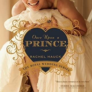 Once Upon a Prince     The Royal Wedding Series, Book 1              By:                                                                                                                                 Rachel Hauck                               Narrated by:                                                                                                                                 Eleni Pappageorge                      Length: 10 hrs     546 ratings     Overall 4.4