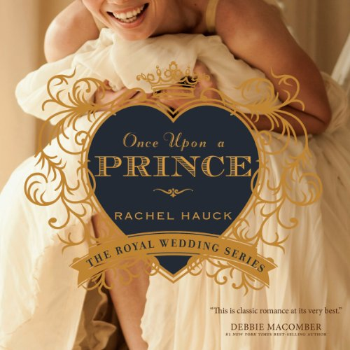 Once Upon a Prince audiobook cover art