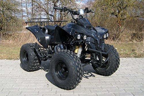 Kinder Quad Warrior (Benzin 125ccm) - 5