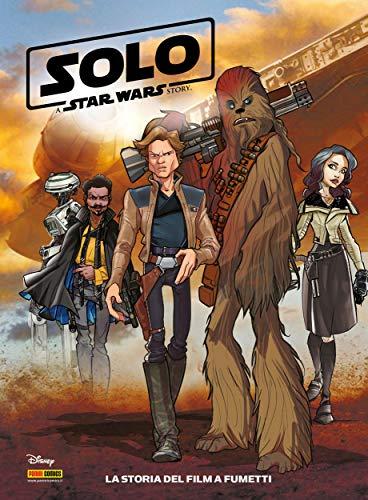Star Wars: Solo - La storia a fumetti del film (Star Wars Specials Vol. 5)