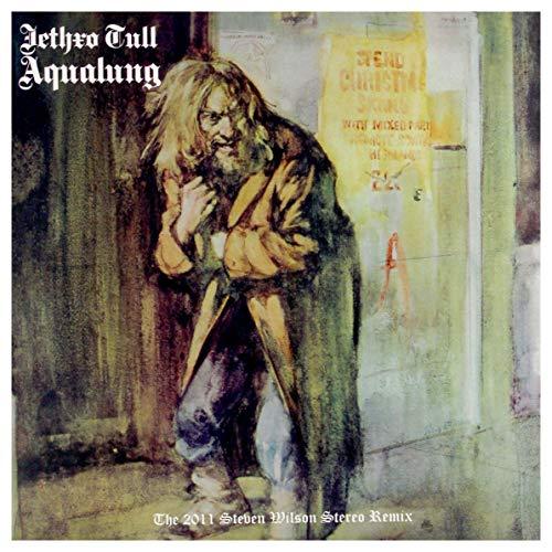 Aqualung (foc, UK) / Vinyl record [Vinyl-LP]