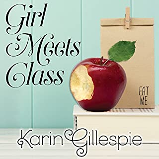 Girl Meets Class audiobook cover art