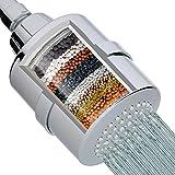 Cabezal de ducha filtrado de alta presión