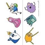 Hallmark Adventure Time Tattoos (2 Sheets)