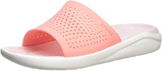 Crocs Men's and Women's LiteRide Slide | Casual Sandal with Extraordinary Comfort Technology