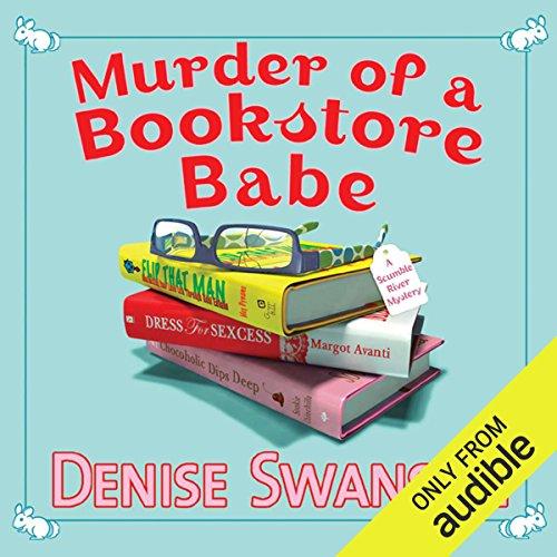 Murder of a Bookstore Babe Titelbild