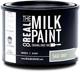 07- Real Milk Paint - Sage Grey (pt.)