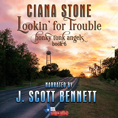 Lookin' for Trouble Audiobook By Ciana Stone cover art