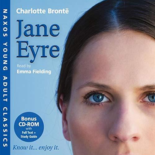 Jane Eyre Audiobook By Charlotte Brontë cover art