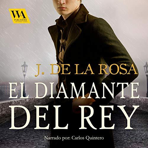 Diseño de la portada del título El diamante del Rey