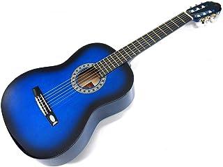 جيتار كلاسيكي أزرق من هيد