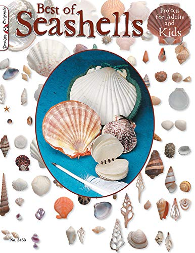 Price comparison product image Best of Seashells: Projects for Adults & Kids (Design Originals) More Than 40 Fun & Easy Projects Using Common Shells Found at the Beach to Decorate Items for Home Decor,  Gifts,  Jewelry,  Cards