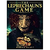 Leprechaunのゲーム(2021)映画キャンバスプリントポスターとプリントユニークなアートワーク壁アート家の装飾ギフトプリントキャンバスに-60x90cmフレームなし