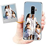 Coverpersonalizzate.it Coque Personnalisable pour Samsung Galaxy S9 Plus avec ta Photo, Image ou...