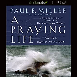 A Praying Life audiobook cover art