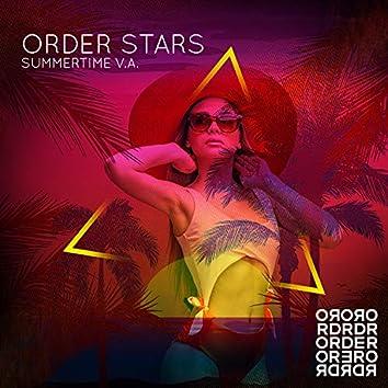 Order Stars - Summertime V.A