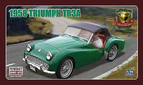 Minicraft 11203 - Triumph TR-3.A 1958