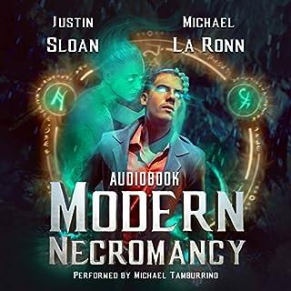 Modern Necromancy: Box Set cover art