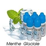 MA POTION - Lot de 5 E-Liquide Menthe Glaciale, (5x10ml = 50ml), Eliquide...