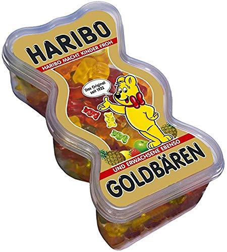 HARIBO GOLDBAREN ハリボー ゴールドベア型ボックス 450g X 2個セット