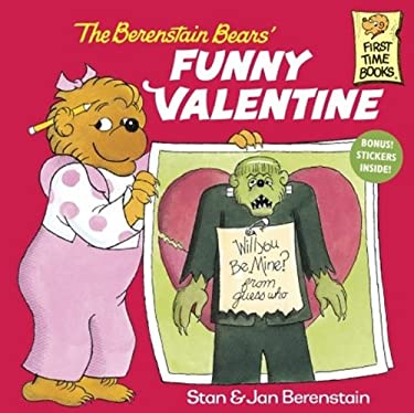 The Berenstain Bears' Funny Valentine (Turtleback School & Library Binding Edition) (Berenstain Bears First Time Books)